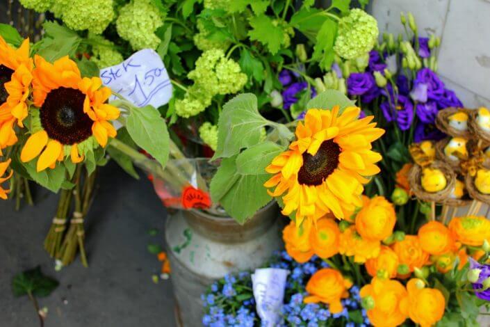 Blumenboutique Helga Heider, VIMES Herzensorte in Sülz und Südstadt