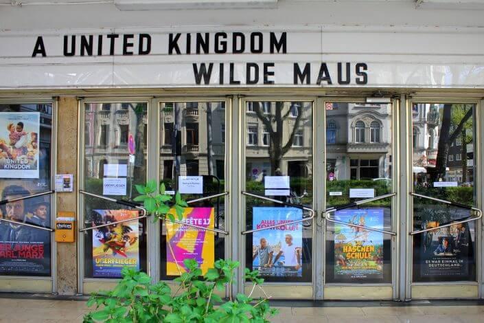 Weisshaus Kino, VIMES Herzensorte in Sülz und Südstadt