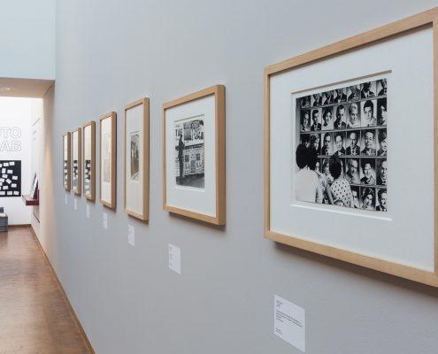 Ansicht Fotoräume im Museum Ludwig, Foto: Rheinisches Bildarchiv Köln/Britta Schlier. Fotografie-Institutionen in Köln