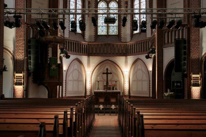 Kulturkirche Köln - Kölner Konzertlocations
