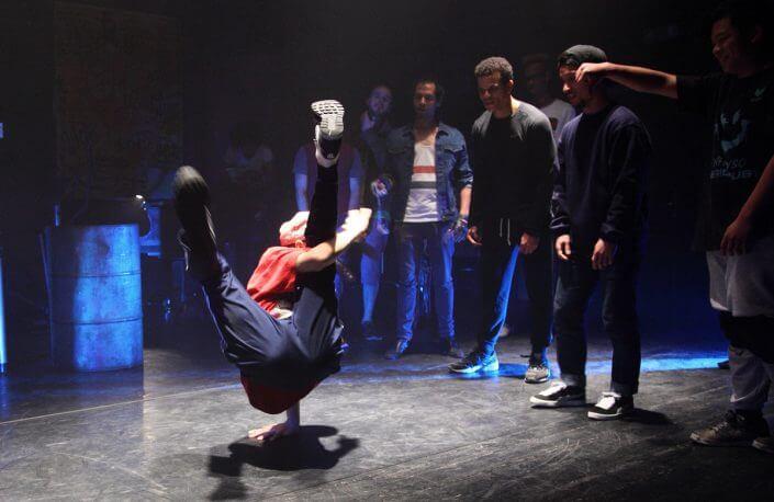 Sommerblut Festival - Romeo & Julius, Shakespeare Company Cologne, Bühne der Kulturen, 2016, Foto: vvg - Theater