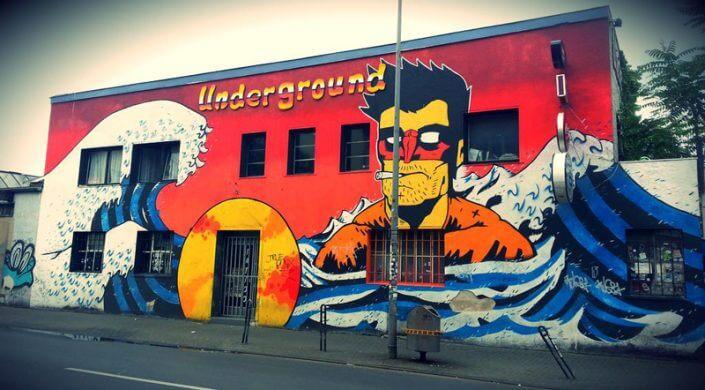 Underground - Kölner Konzertlocations