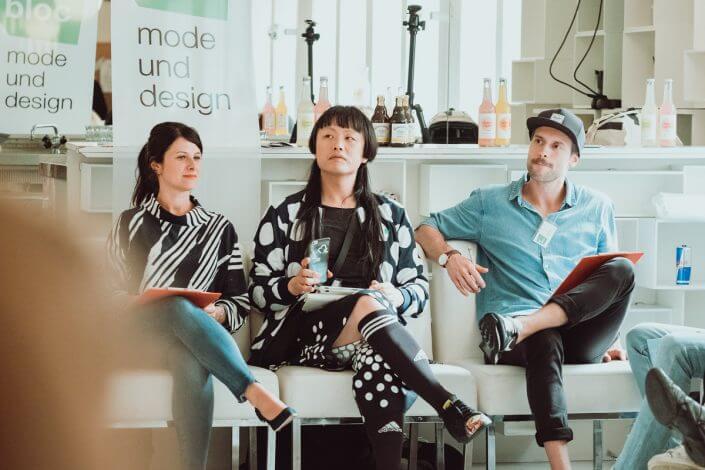 le bloc 2017: Mode und Design für Köln - Casting, Daniel Gruenfeld