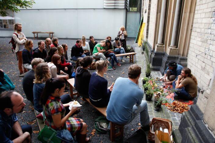 ökoRAUSCH Festival für Design und Nachhaltigkeit ©Georg Valerius