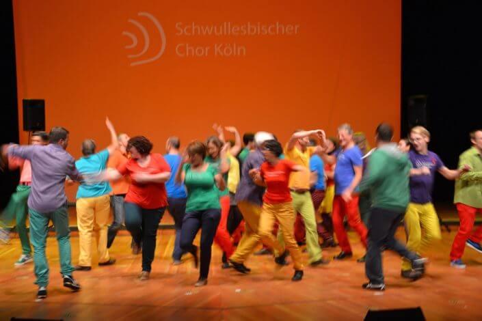 Queer Cologne - Ausgehen unter dem Regenbogen von Köln, Credit: Jürgen Terhag