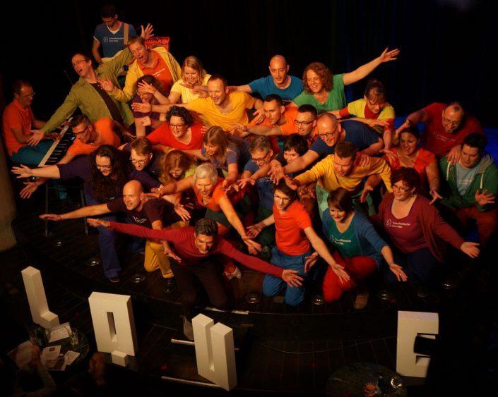 Queer Cologne - Ausgehen unter dem Regenbogen von Köln, Kredit: Jürgen Terhag