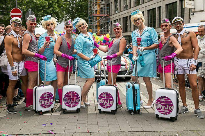 Queer Cologne - Ausgehen unter dem Regenbogen von Köln, © Jörg Brocks KölnTourismus GmbH