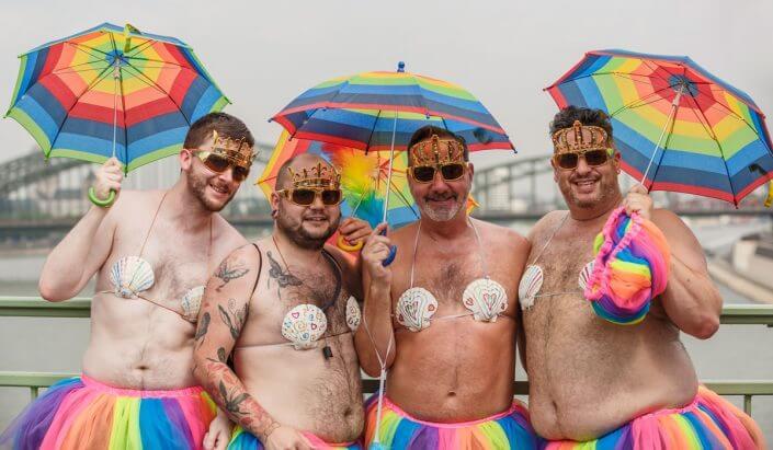 Queer Cologne – Ausgehen unter dem Regenbogen von Köln, © CEphoto, Uwe Aranas