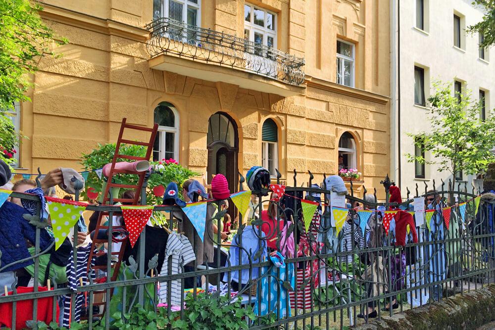 Gartenflohmarkte Hofflohmarkte In Kolns Veedeln