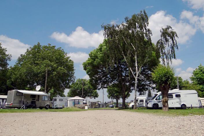 Camping Berger in Köln-Rodenkirchen