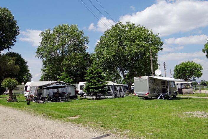 Camping Platz Köln