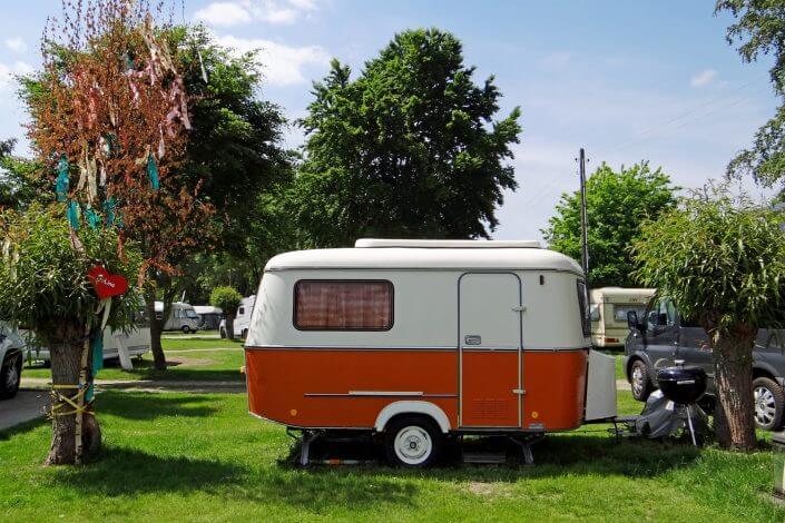Camping Berger in Köln-Rodenkirchen