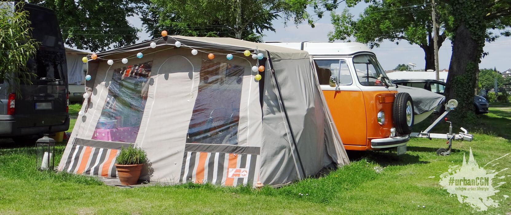 Köln Camping, Headerbild