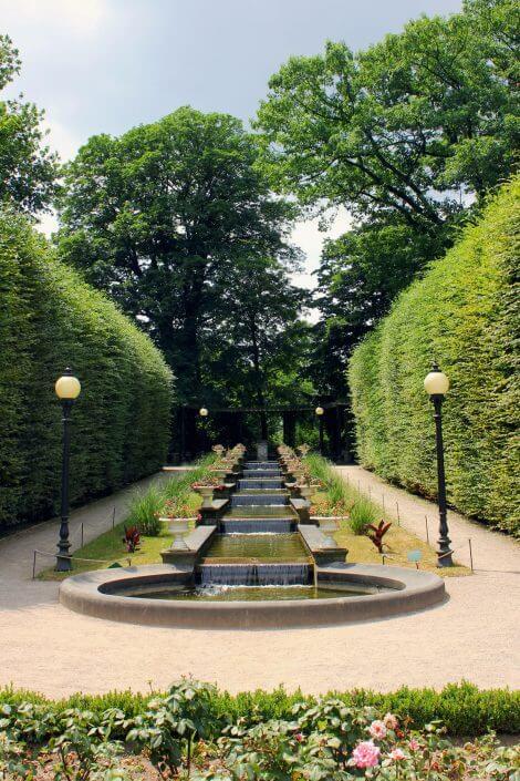 Flora Köln - Oasen der Ruhe in Köln