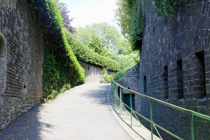 Fort X - Oasen der Ruhe in Köln