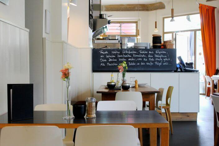 Café Jakubowski - Köln Mülheim