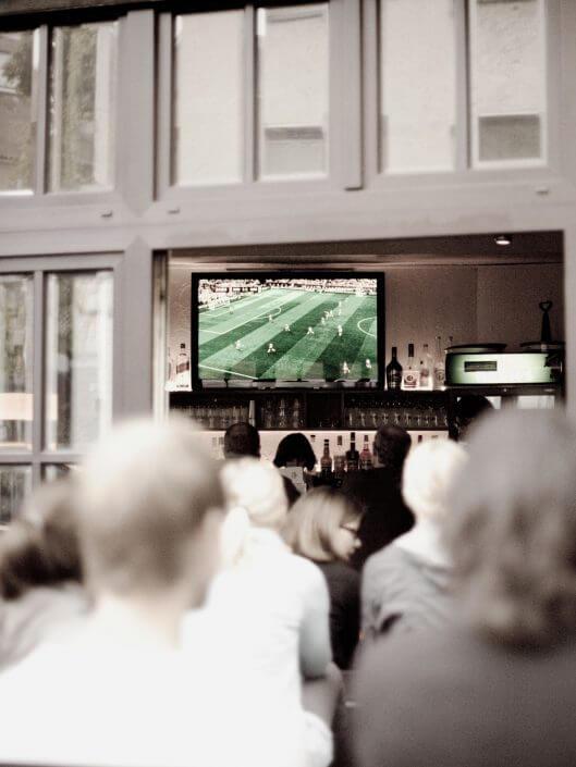 Gottes Grüne Wiese, ©Philipp Mattner - Fußball-Kneipen