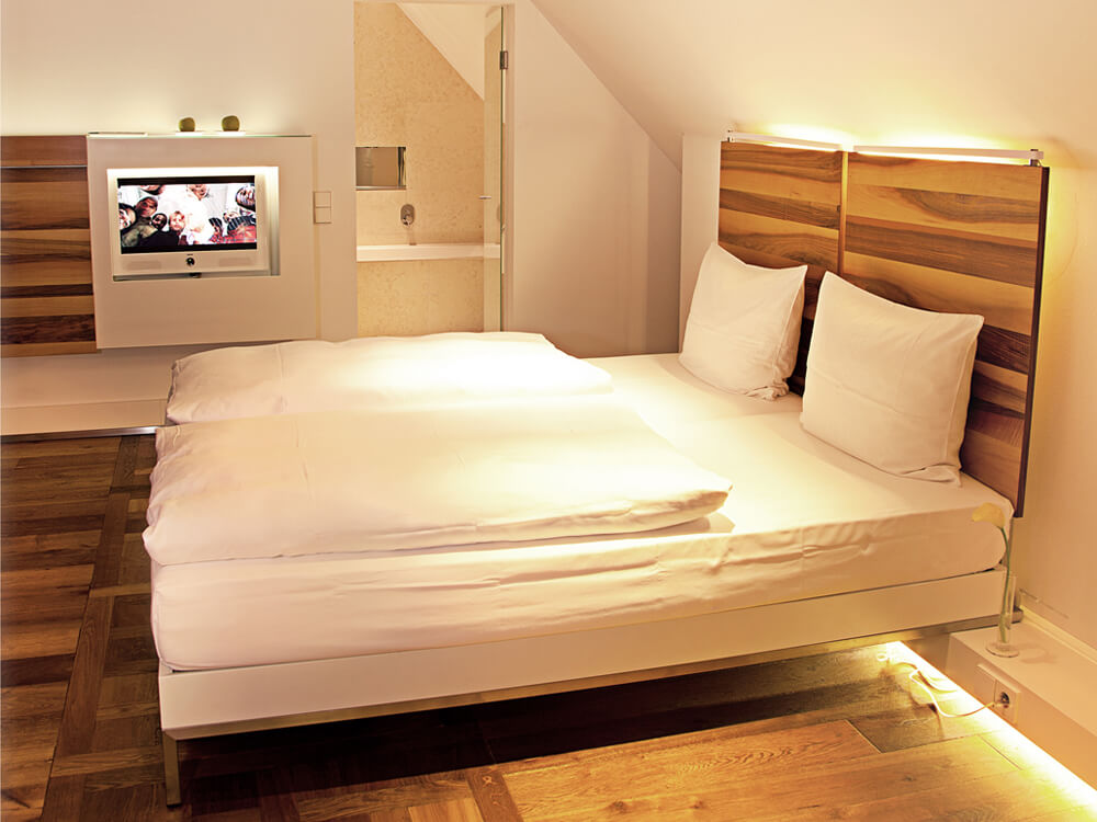 Hopper Hotels, Zimmer   Designhotels In Köln