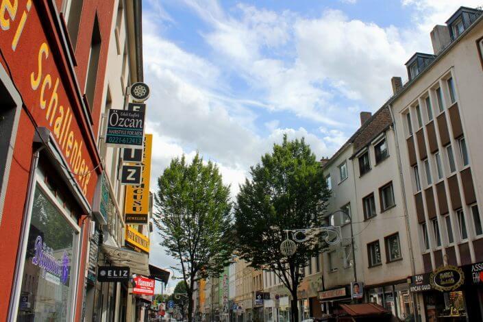Keupstraße - Köln Mülheim