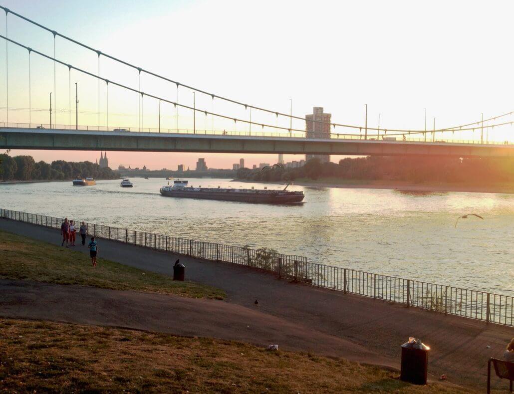 Mein Lieblingsort in Köln