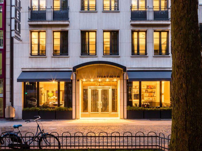 Midtown Hotel, Aussenansicht - Designhotels in Köln
