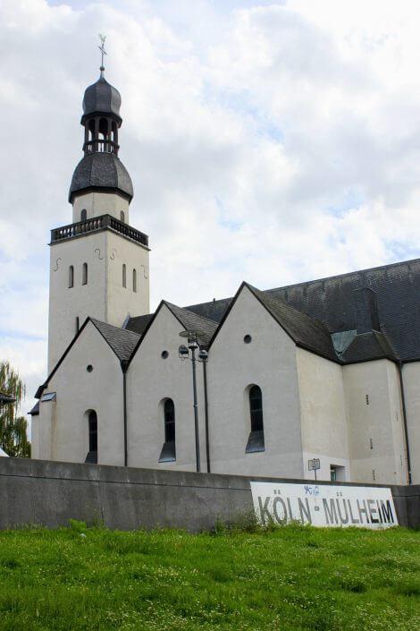 St. Clemens Kirche - Köln Mülheim