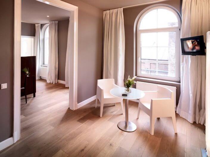 The New Yorker, Appartment - Designhotels in Köln