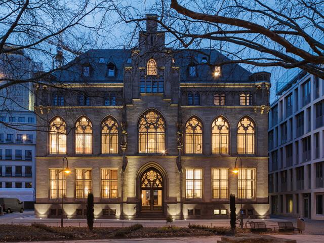 The Qvest, Aussenansicht - Designhotels in Köln