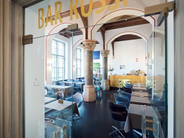 The Qvest, Bar - Designhotels in Köln