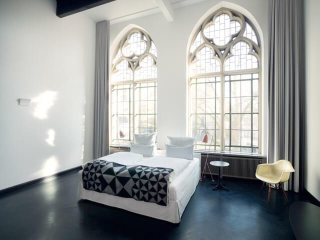 The Qvest, Zimmer - Designhotels in Köln