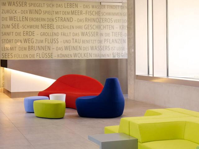 The New Yorker, Lobby - Designhotels in Köln