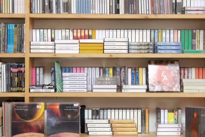 Schallplattenläden in Köln, Teil 2, A-Musik