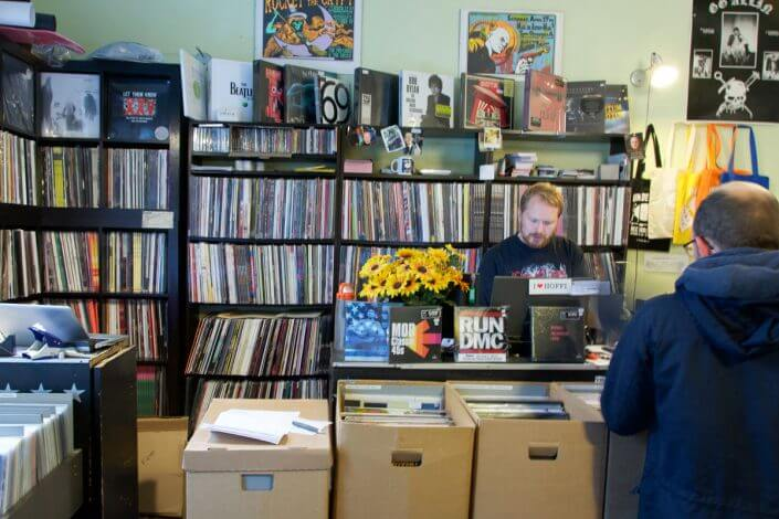 Schallplattenläden in Köln, Teil 2, Underdog Recordstore