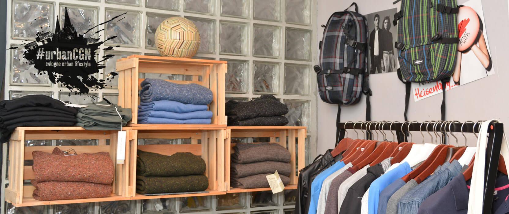 Mode für Männer in Köln: Einkaufen mit Stil | Greenwich Man Time Köln | © Ralf Johnen