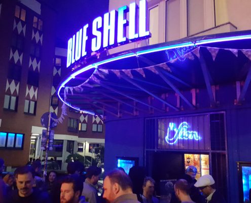usik live: Konzert-Locations in Köln - Blue Shell