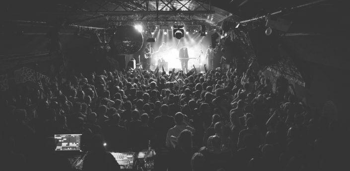 Musik live: Konzert-Locations in Köln - Club Bahnhof Ehrenfeld, © Mirko Polo
