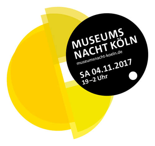 Museumsnacht Köln 2017, Logo