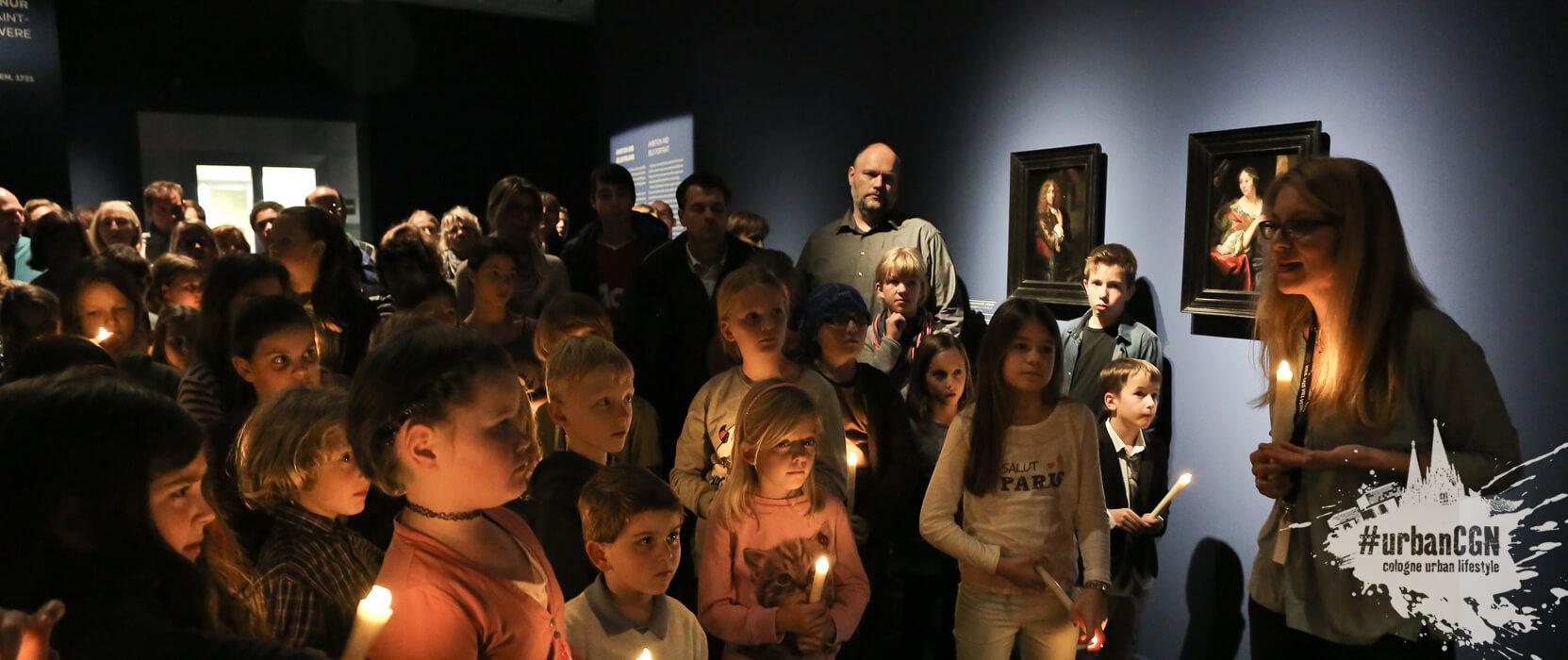 Museumsnacht Köln, Foto: Taimas Ahangari ©Stadtrevue Verlag Köln