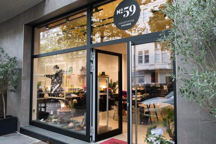 Besondere Mode-Boutiquen in Köln | No59 – Conceptstore Cologne