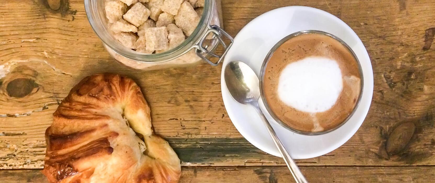 Frühstück, Epicerie Boucherie