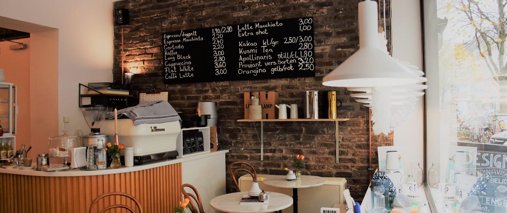 Food Konzeptläden in Köln, Frau Nora und Herr Max