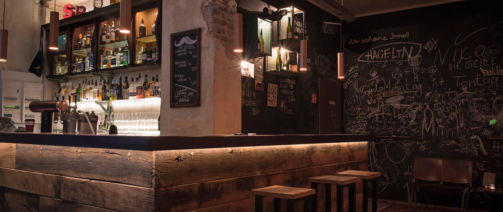Fünf Kölner Bars und Kneipen zum Wohlfühlen