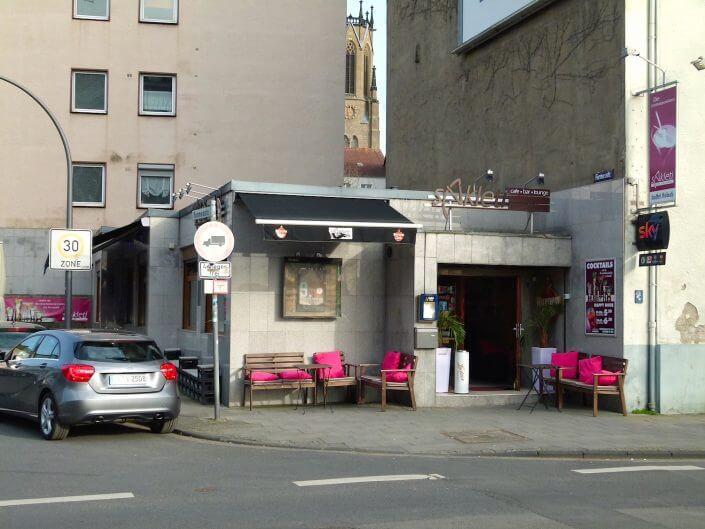 Sakleti Bar, Outdoor Bereich, Foto: Sascha Klein