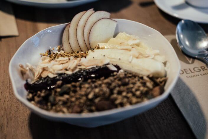 Glutenfrei Essen in Köln | Edelgrün | Bowl