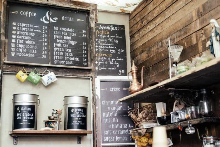 Glutenfrei Essen in Köln | Hommage | Auswahl