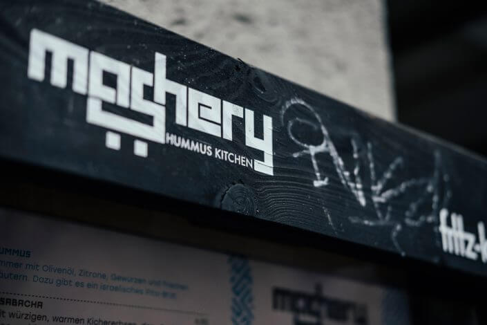 Glutenfrei Essen in Köln | Mashery Hummus | Detailaufnahme