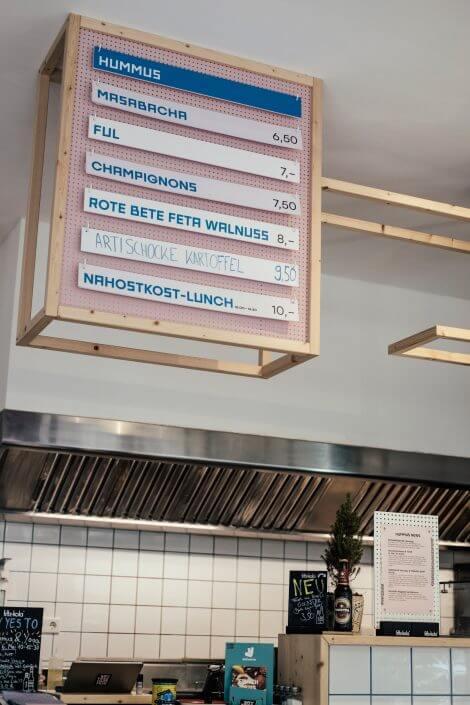 Glutenfrei Essen in Köln | Mashery Hummus | Auswahl