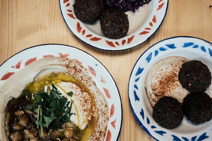 Glutenfrei Essen in Köln | Mashery Hummus | Gerichte