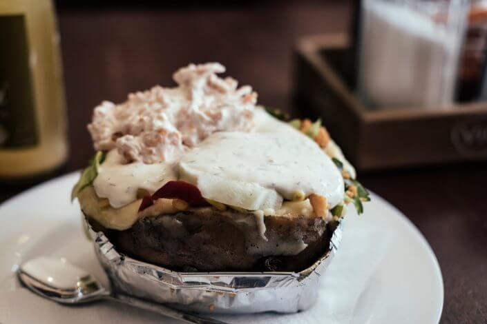 Glutenfrei Essen in Köln | Mr. Kumpir | Kartoffel