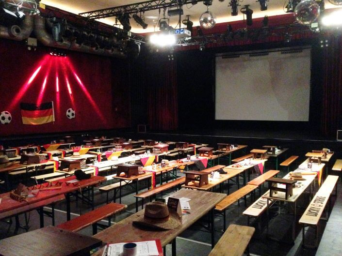 WM 2018: Public Viewing Spots in Köln, ©Gloria Theater